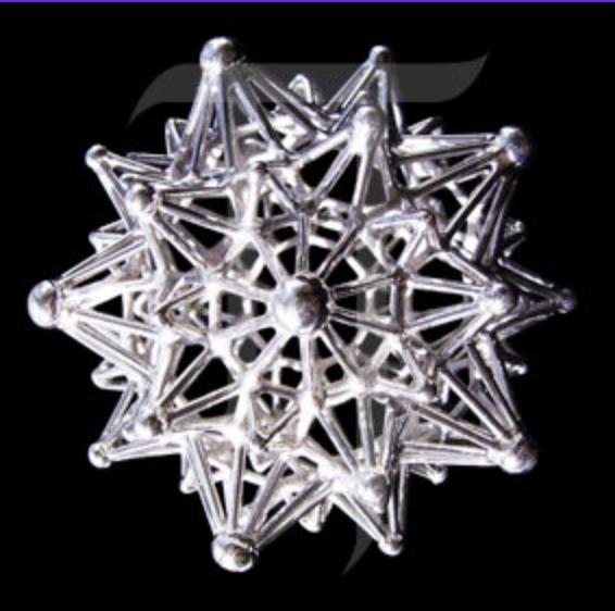Gaia Aqua Solar Star [ silver ]
