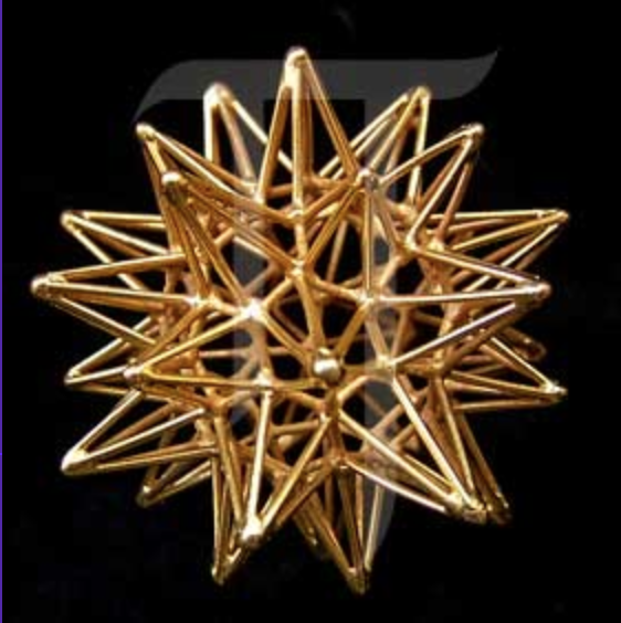 Iconic Aqua Star
